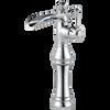 Single Handle Channel Vessel Bathroom Faucet
