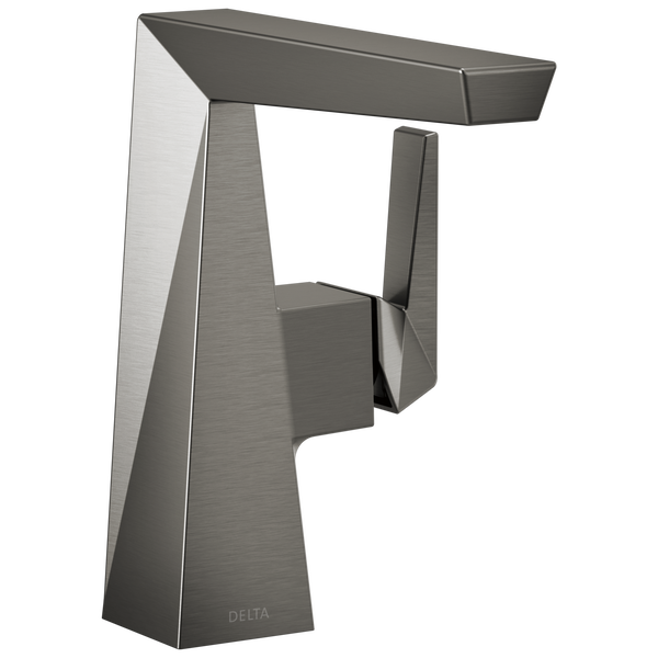 Single Handle Mid-Height Bathroom Faucet, image 1