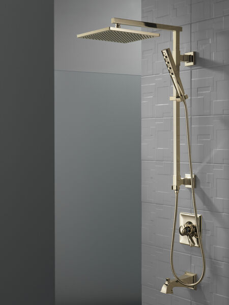 H<sub>2</sub>Okinetic® 4-Setting Hand Shower, image 9