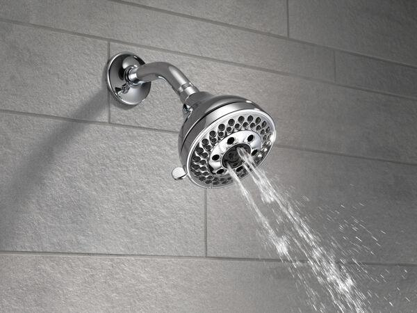 H<sub>2</sub>Okinetic® 5-Setting Shower Head, image 4