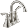 Two Handle Centerset Bathroom Faucet (Recertified)