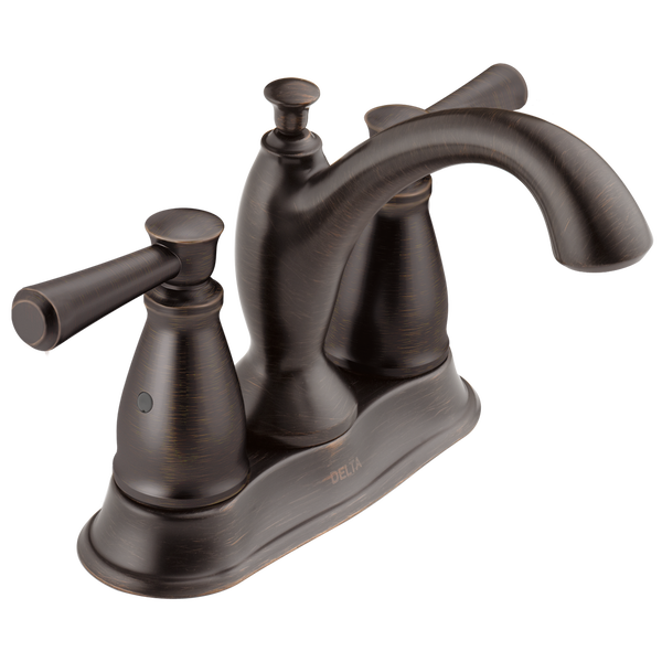 Two Handle Tract-Pack Centerset Bathroom Faucet, image 1