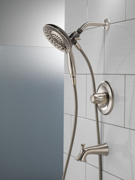 Monitor 14 Series Tub and Shower with WaterSense In2ition Two-in-One Shower (Recertified), image 2