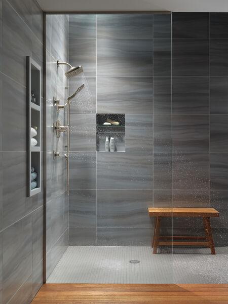 H<sub>2</sub>Okinetic® 4-Setting Slide Bar Hand Shower, image 11