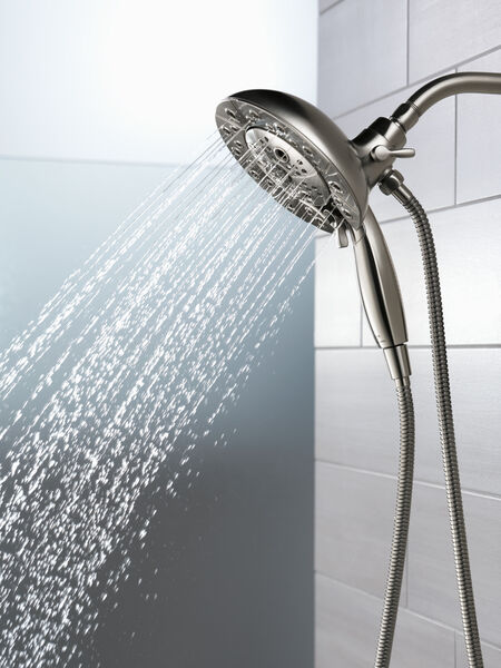 H2Okinetic® 5-Setting Two-in-One Shower, image 4