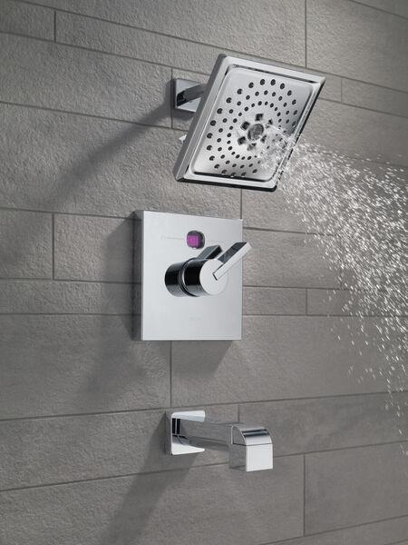 H<sub>2</sub>Okinetic® 3-Setting Raincan Shower Head, image 46