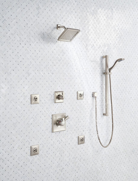 Square Wall Elbow for Hand Shower, image 18