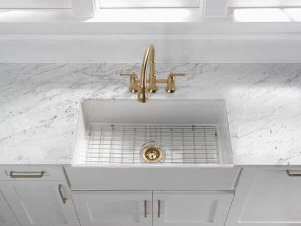 Kitchen Sink Flange and Strainer, image 2