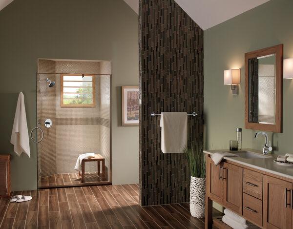 "24"" Single Towel Bar, image 2"