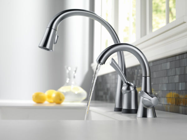 Transitional Beverage Faucet, image 3