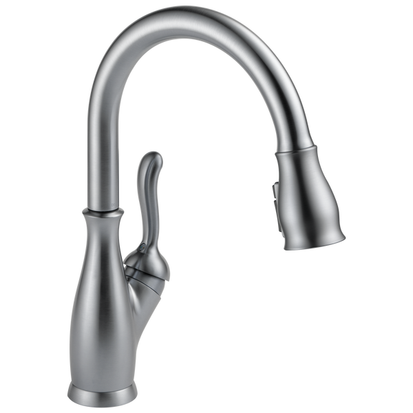 Single Handle Pull-Down Kitchen Faucet with ShieldSpray® Technology, image 1