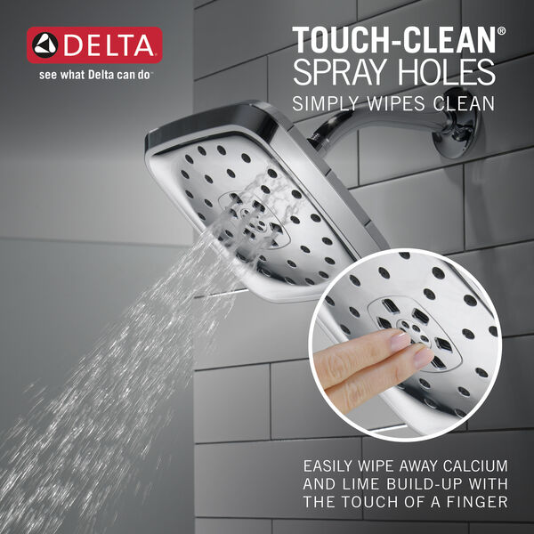 H2Okinetic® 4-Setting Shower Head with UltraSoak™, image 3