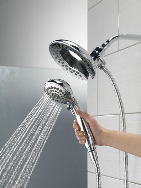 In2ition® 5-Setting Two-in-One Shower, image 3