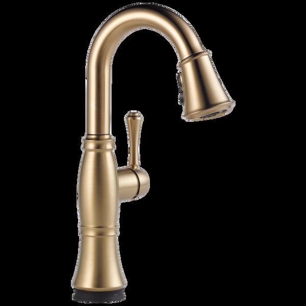 Single Handle Pulldown Bar/Prep Faucet, image 1