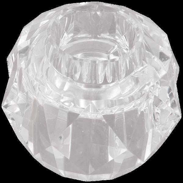 Clear Knob Handle Set, image 1