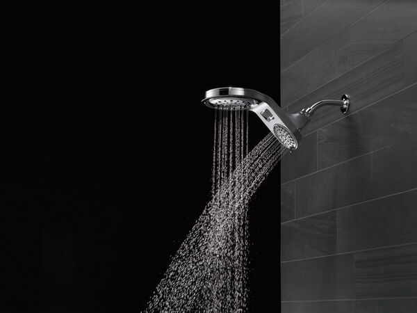 HydroRain® 5-Setting Two-in-One Shower Head, image 33