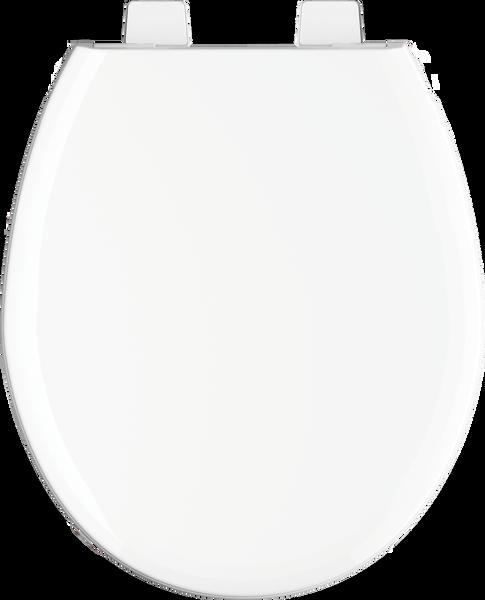 Round Front Slow-Close Toilet Seat, image 4