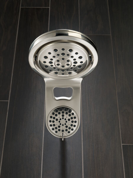 HydroRain® 5-Setting Two-in-One Shower Head, image 3