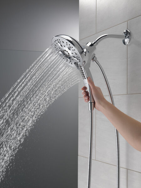 In2ition® H<sub>2</sub>Okinetic® 5-Setting Two-in-One Shower, image 9