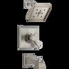 Monitor® 17 Series H<sub>2</sub>Okinetic® Tub & Shower Trim