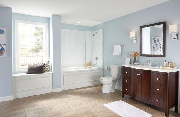 Two Handle Centerset Bathroom Faucet, image 7