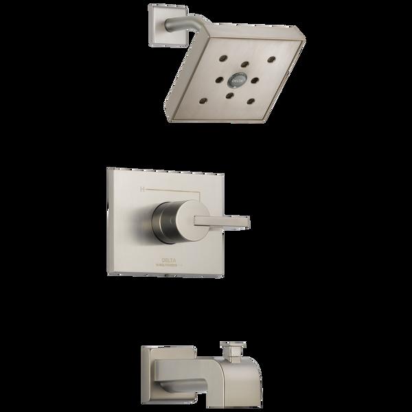 Monitor® 14 Series H<sub>2</sub>Okinetic® Tub & Shower Trim, image 1