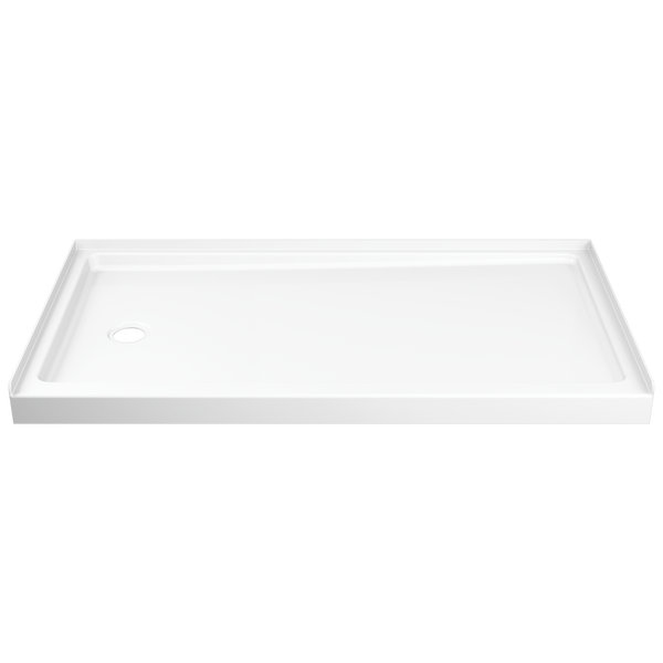 "ProCrylic™ 60"" x 32"" Shower Base Left Drain, image 1"