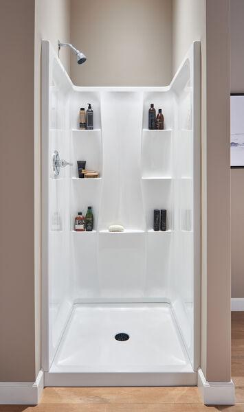 """36"""" X 36"""" Shower Base, image 10"""