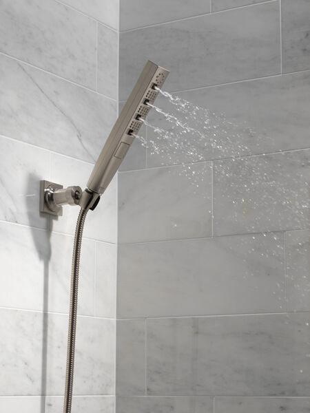 H2Okinetic® 4-Setting Wall Mount Hand Shower, image 2