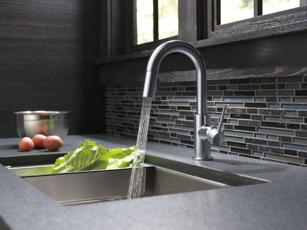 Single Handle Pull-Down Bar / Prep Faucet, image 19