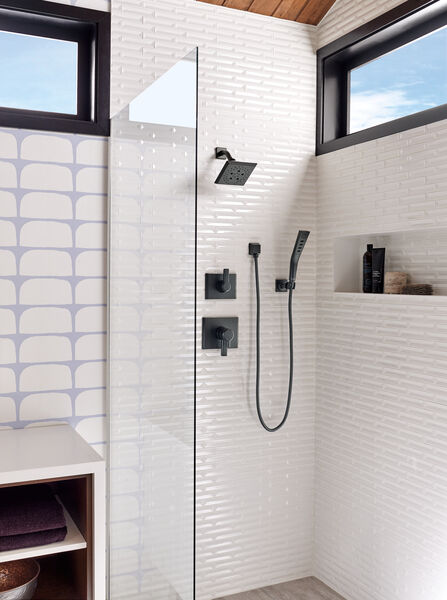 Square Wall Elbow for Hand Shower, image 8