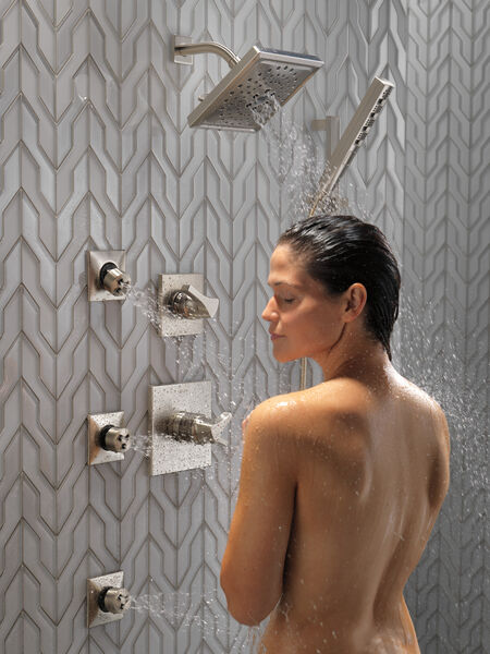 Square Wall Elbow for Hand Shower, image 41