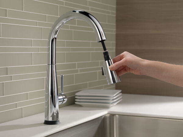 VoiceIQ™ Single Handle Pull-Down Faucet with Touch20® Technology, image 8