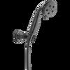 H<sub>2</sub>Okinetic® 3-Setting Adjustable Wall Mount Hand Shower