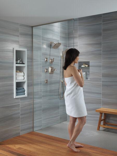 H<sub>2</sub>Okinetic® 4-Setting Slide Bar Hand Shower, image 13