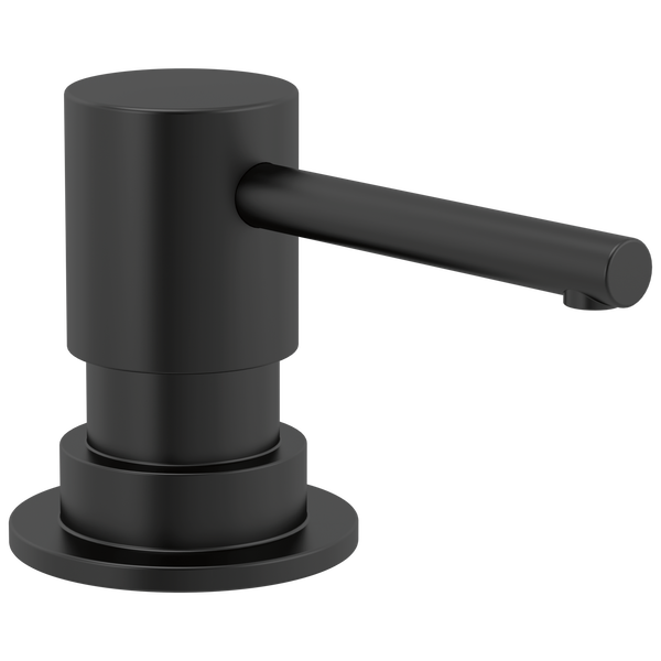 Metal Soap Dispenser, image 1