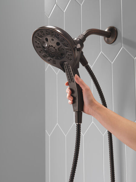 H2Okinetic®In2ition®5-Setting Two-in-One Shower, image 7