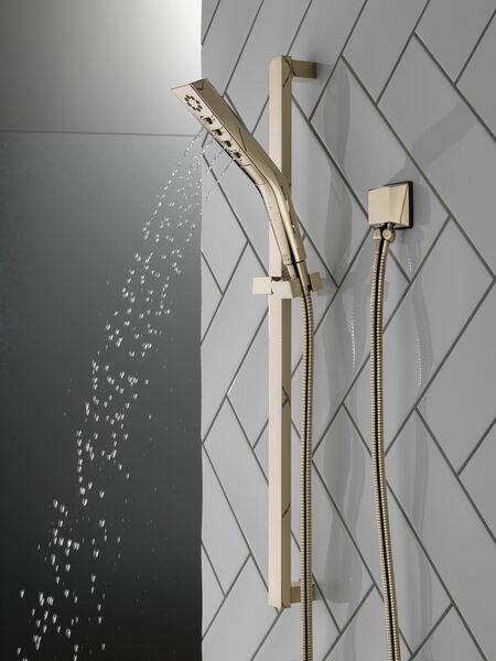 H<sub>2</sub>Okinetic® 3-Setting Slide Bar Hand Shower, image 7