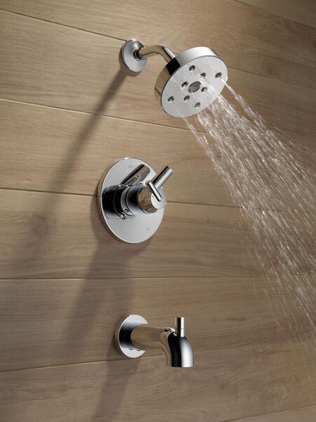 Monitor® 17 Series H<sub>2</sub>Okinetic® Tub & Shower Trim, image 4
