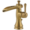 Single Handle Channel Bathroom Faucet