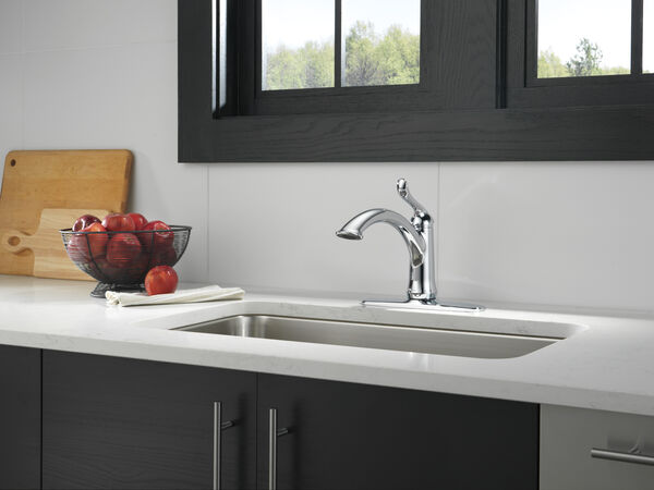 Single Handle Kitchen Faucet, image 3