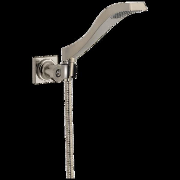Premium Single-Setting Adjustable Wall Mount Hand Shower, image 1