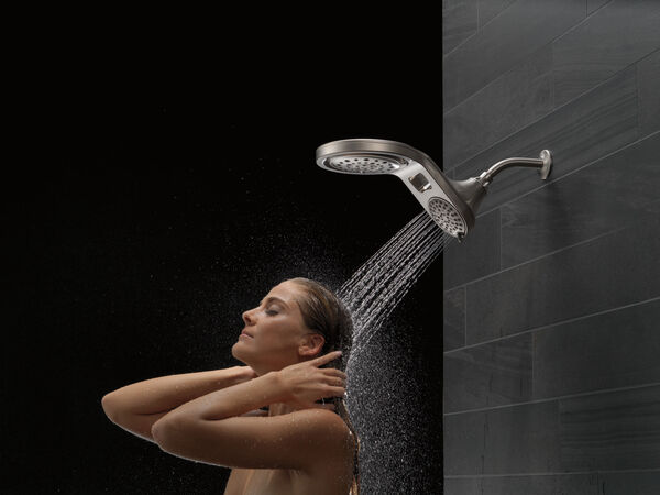 HydroRain® 5-Setting Two-in-One Shower Head, image 16