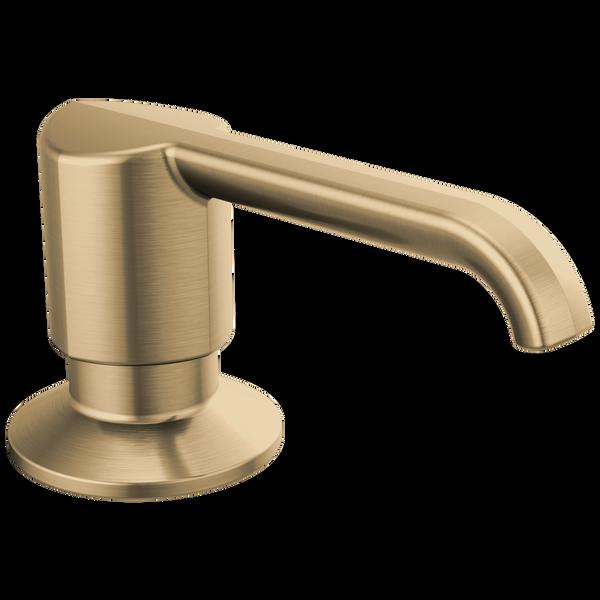 Metal Soap Dispenser, image 1