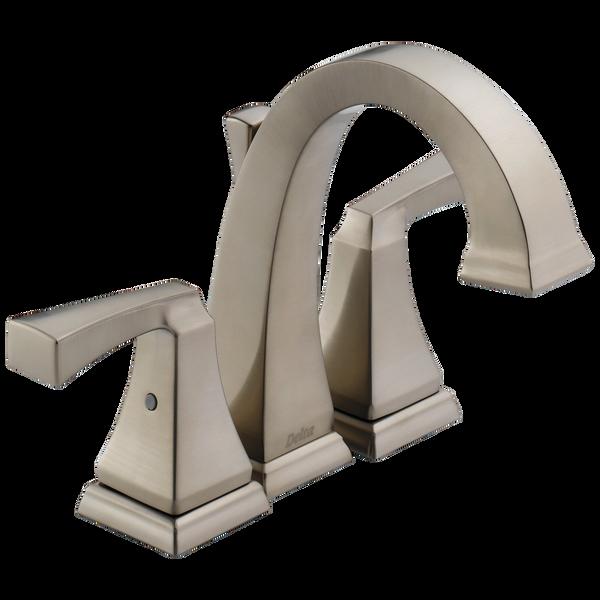 Two Handle Mini-Widespread Bathroom Faucet, image 1