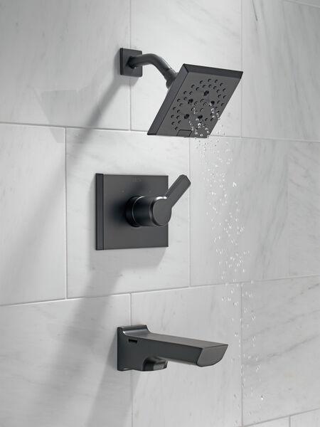 Monitor® 14 Series H<sub>2</sub>Okinetic® Tub and Shower Trim, image 8