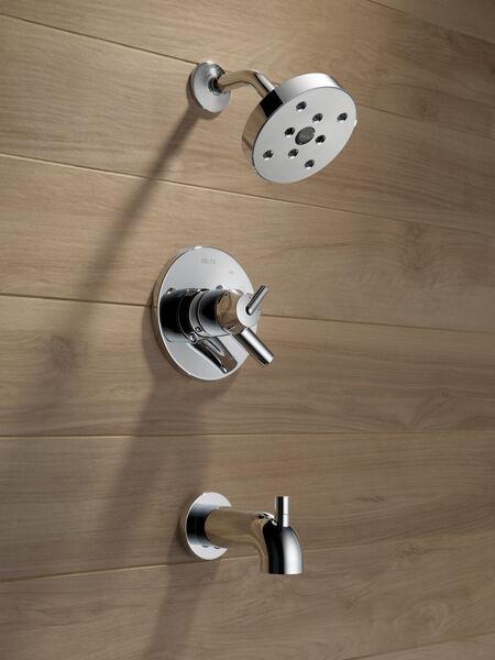 Monitor® 17 Series H<sub>2</sub>Okinetic® Tub & Shower Trim, image 6