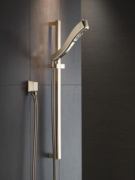 H<sub>2</sub>Okinetic® 4-Setting Slide Bar Hand Shower, image 4