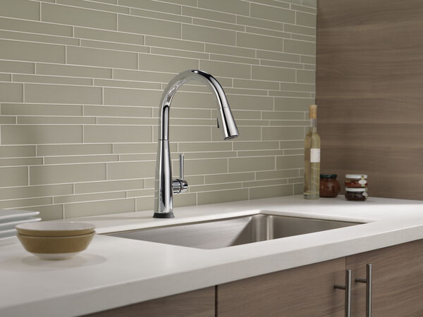 VoiceIQ™ Single Handle Pull-Down Faucet with Touch20® Technology, image 13