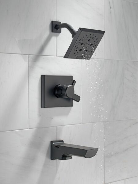 Monitor® 17 Series H<sub>2</sub>Okinetic® Tub and Shower Trim, image 8